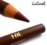 """Олівець для губ LaCordi """"Care & Easy"""" №10L Бургундське"""