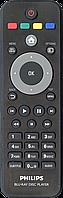 ПУЛЬТ для DVD Philips 996510041223,  RC34E-02,  BDP2700  (заміна в неоригінальному корпусі 2328)