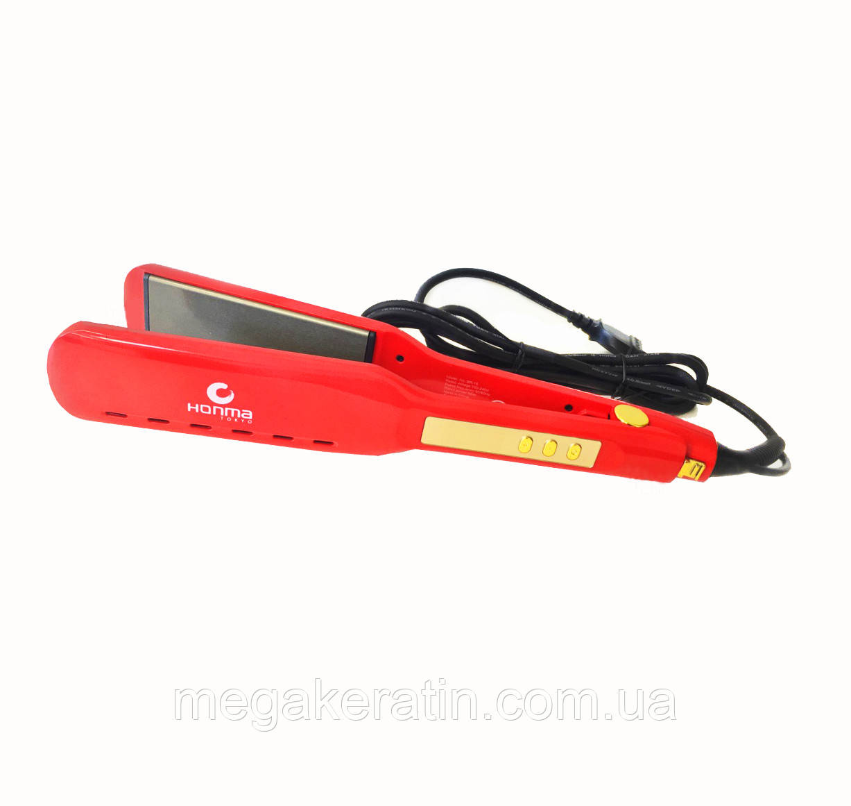 Утюжок - выпрямитель волос c терморегулятором Honma Tokyo BR-16