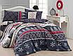 Полуторныйкомплект постельного белья First Choice Ranforce, фото 7
