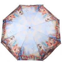 Складаний парасолька Lamberti Зонт жіночий полегшений компактний механічний LAMBERTI (ЛАМБЕРТІ), фото 1