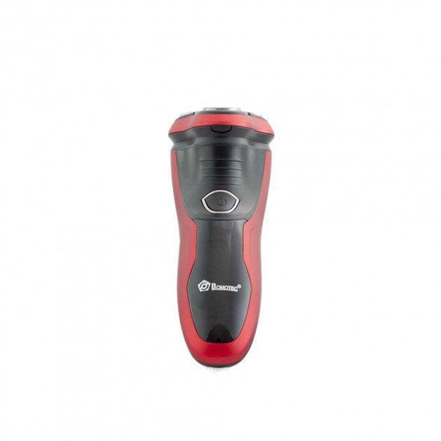 Аккумуляторная электрическая бритва для мужчин Domotec MS-7731 с 3D головками