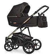 Детская универсальная коляска 2 в 1 Riko Swift Premium (11Gold)