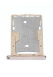 Лоток для сим карты и карты памяти для Xiaomi Redmi 4A, золотистый