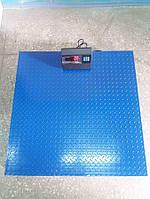 Весы платформенные напольные 1000 кг