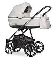 Детская универсальная коляска 2 в 1 Riko Swift Premium (14 Platinium)
