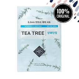 Ультратонкая маска для лица с экстрактом чайного дерева ETUDE HOUSE 0.2 Therapy Air Mask Tea Tree