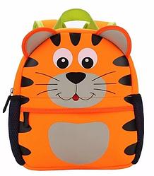 Рюкзак детский Тигр неопрен Tochang 21см * 8см * 26см, неопрен.