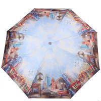 Складаний парасолька Lamberti Зонт жіночий автомат LAMBERTI (ЛАМБЕРТІ) Z74745-L1812A-0PB2, фото 1