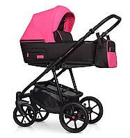 Детская коляска универсальная 2 в 1 Riko Swift Neon (22 Electric Pink)
