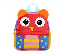 Рюкзак детский Совушка Tochang 21см * 8см * 26см, неопрен.