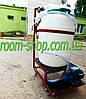 Шнековый погрузчик (транспортер) диаметром 110 мм на 4 метра, с протравителем семян, фото 2