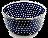 Большая керамическая миска / салатник 27 Polka Dot Classic