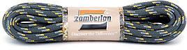 Шнурки круглые Zamberlan 150 см, Grey / Yellow