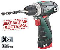 Дриль-шурупокр. PowerMaxx BS Basic (10.8 В; 2xLi-Power 2.0 Аг; 34Nm)/ 600080500, фото 1