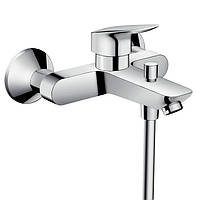 Змішувач для ванни Hansgrohe Logis одноважельний, хром 71400000