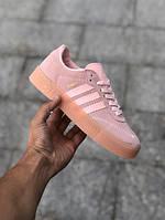 Женские кроссовки Adidas Samba rose (Адидас Самба Розовые), фото 1