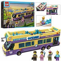 Конструктор Brick Автобусная остановка 1123