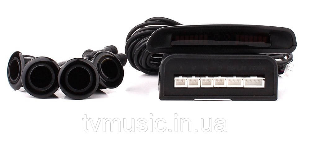 Парктроник Fantom FT-411 Black