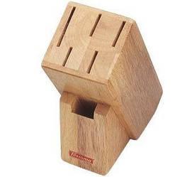 Блок деревянный для ножей Tescoma WOODY 869505