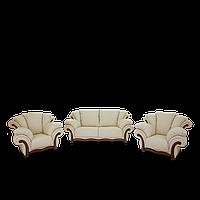 Комплект мягкой мебели Fantom кожа 2,36