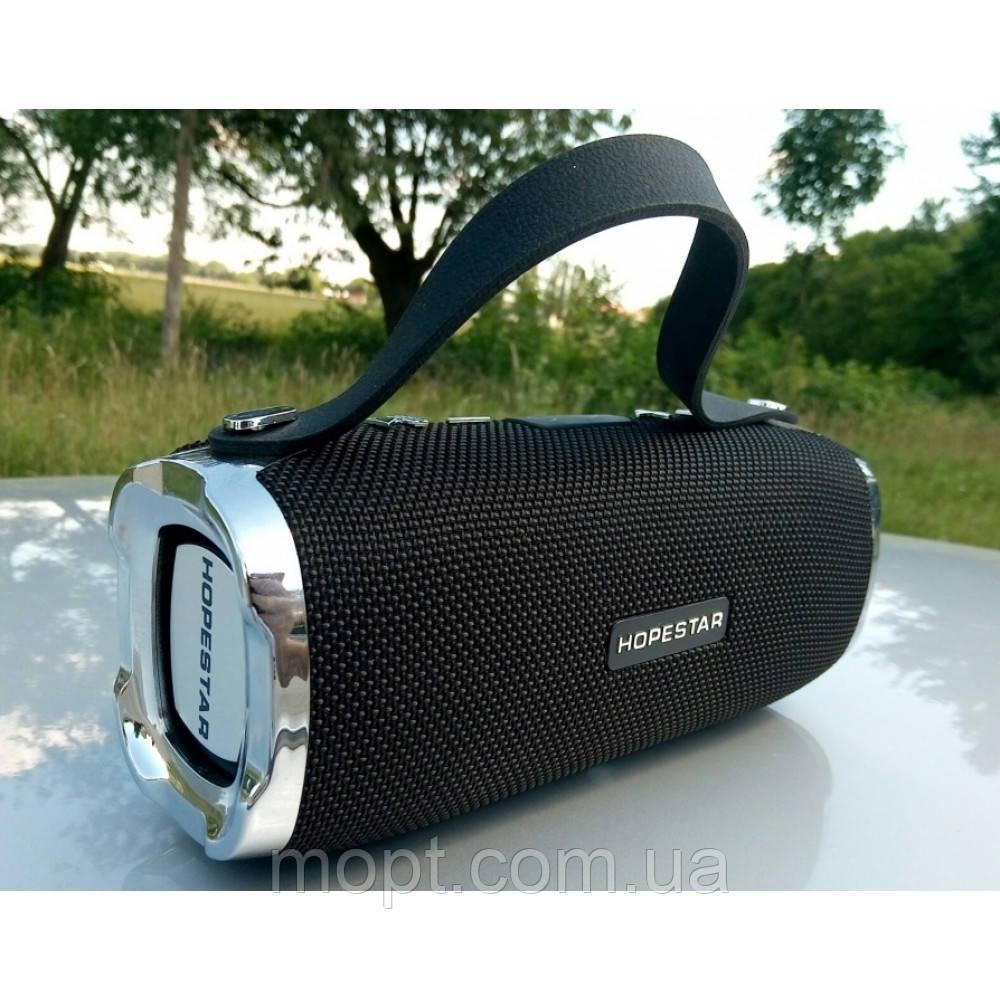 Портативная переносная колонка Hopestar H24 Bluetooth акустика + ПОДАРОК