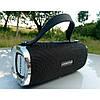 Портативная переносная колонка Hopestar H24 Bluetooth Встроенный Повербанк Радио ФМ  акустика + ПОДАРОК, фото 2