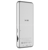 MP3 Плеер RuiZu X16 16Gb Bluetooth Original Черный, фото 3