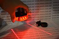 Задний стоп сигнал, фонарь на велосипед c лазерной дорожкой