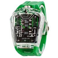 Часы Мужские Hublot MP05 LaFerrari Green (копия)