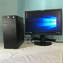 "Logic power / Intel® Core™ i3-2120 (2(4)ядра по 3.3GHz) / 4GB DDR3 / 500GB HDD / 350W /HDMI, VGA, USB + Монитор LT2252pwA / 22"" (1680x1050) 16:10 TN, фото 2"