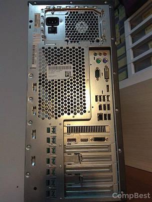 Fujitsu Celsius W380 / Intel® Core™ i5-650 (2(4)ядра по 3.20 - 3.46GHz) / 8GB DDR3 / 250GB HDD / DVD-RW, SATA / AMD Radeon RX550 2GB DDR5 128bit, фото 2