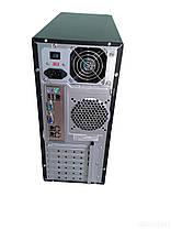 Сервер MidiTower / Intel Xeon E3-1220 (4 ядра по 3.1-3.4GHz) / 8GB DDR3 ECC / 160GB HDD / 300W / SATA, фото 2