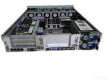 2U HP ProLiant DL380p G8 SFF / 2 x Intel Xeon E5-2620 (6(12)ядер по 2.0-2.5GHz) / 64GB DDR3 / NO HDD / 2 x 460W / SAS, SATA, фото 3