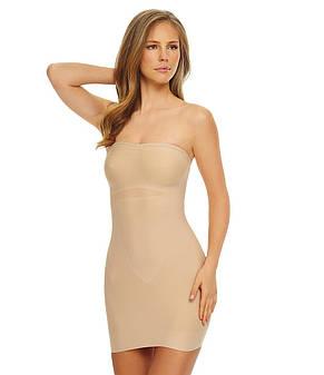 Утягивающее корректирующее бесшовное платье Just One Shapers, фото 2