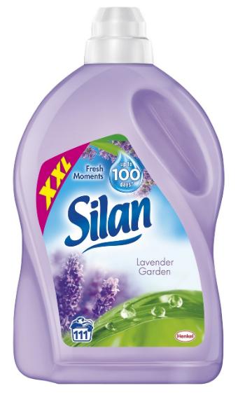 """Ополіскувач для білизни Silan """"Лавандовий сад"""" (2775мл.)"""