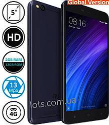 Смартфон Xiaomi Redmi 4A 2/32Gb MIUI 10 Grey (Global Version)
