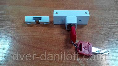 Детский замок-блокиратор BSL для пластиковых окон, фото 2