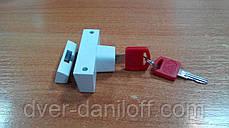 Детский замок-блокиратор BSL для пластиковых окон, фото 3