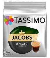 "Jacobs. Кофе в капсулах Tassimo ""Espresso Classico"" (8711000500552)"