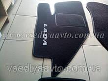 Водійський ворсовий килимок LADA Granta