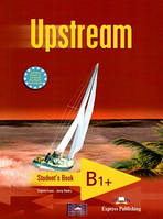 "Upstream b1+  sb (student's book) підручник   ""express publishing"""