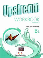 "Upstream b2 intermediate  wb (work book)  робочий зошит  ""express publishing"""