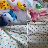 Комплект постельного белья  в кроватку Плюшевый мир, фото 2