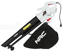 Садовый пылесос NAC VBE320-FS-J