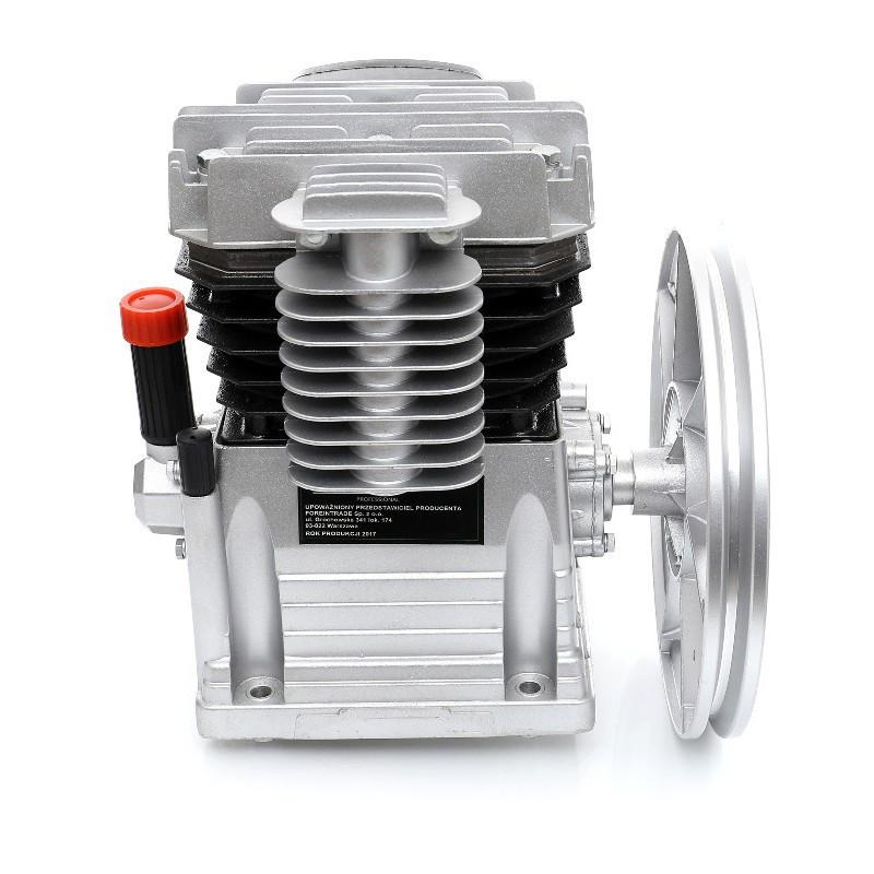 Воздушный компрессор 5,5 кВт Kraft&Dele 2 поршня