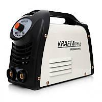 Сварочный аппарат инверторный Kraft&Dele ММА 250А 230В, фото 1