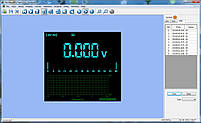 Hantek 2C42 портативный осциллограф 2 х 40МГц, +DMM, фото 3