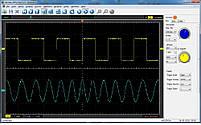 Hantek 2C42 портативный осциллограф 2 х 40МГц, +DMM, фото 2