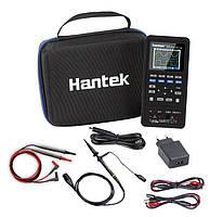 Hantek 2C42 портативный осциллограф 2 х 40МГц, +DMM, фото 6